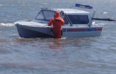Утопленника нашли спасатели в районе стройки четвертого моста