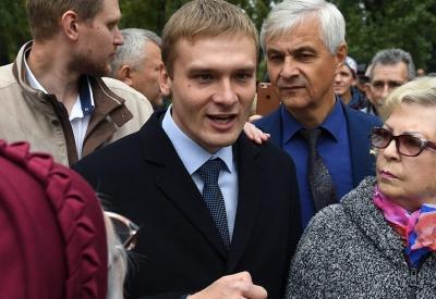 Сибиряки выбрали второго губернатора-коммуниста