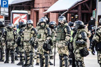 В России возбуждено 21 уголовное дело из-за митингов в поддержку Навального