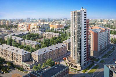 Ипотечные ставки продолжают снижаться — квартиры в пяти минутах от площади Ленина стали еще доступнее