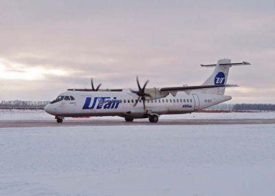 Самолет из Новосибирска вернулся в Толмачево из-за отказа двигателя