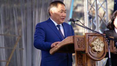 Тува просит вернуть сибирские земли