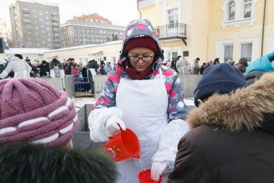 Церковь срочно ищет водолеев в Новосибирске