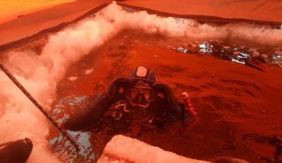 Тело водителя бульдозера подняли со дна озера под Новосибирском
