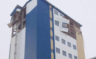 СКР начал проверку после взрыва в производственном здании Новосибирска