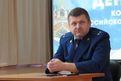 Арестованному прокурору Новосибирска нашли замену