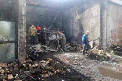 Названа причина взрыва на молочном заводе «Сибирские продукты»