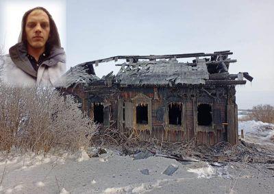 Новосибирец трижды бросался в горящий дом ради спасения людей