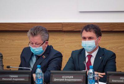 На сессии Совета депутатов важен каждый вопрос