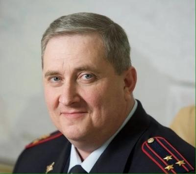 Красноярcкий полковник стал начальником новосибирской ГИБДД