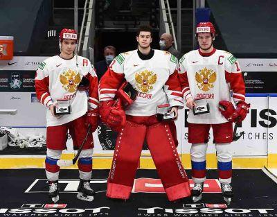 Сборная России по хоккею проиграла финнам третье место