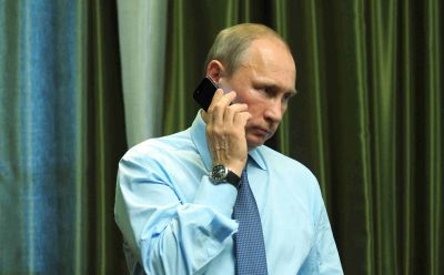 Хулиган притворился Путиным и разыграл ректора сибирского вуза