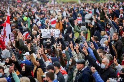 Тихановская объявила общенациональную забастовку
