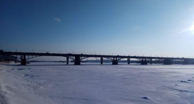 Морозы до -44 надвигаются на Новосибирск