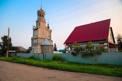 Раскрыта тайна особняка в стиле Агаты Кристи в Ордынском