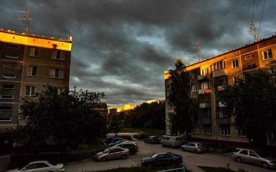 Грозы и град: резко похолодает в Новосибирске