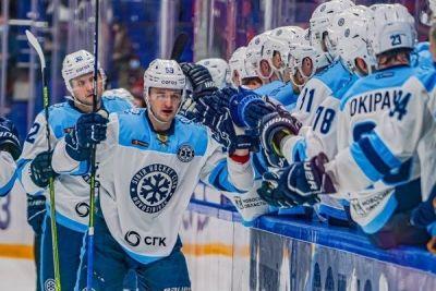 «Сибирь» разгромила лидера КХЛ в Москве
