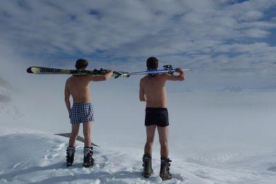 Бешеный спрос: покупки лыж в Новосибирске выросли на 1270%