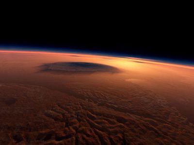 Марс подойдет к Земле на минимальное расстояние впервые за 15 лет