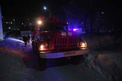 Пятеро детей отравились угарным газом в пожаре под Новосибирском