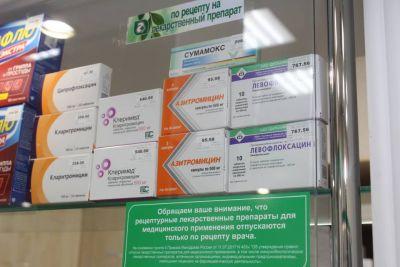 Спрос на антибиотики стабилизировался в Новосибирске