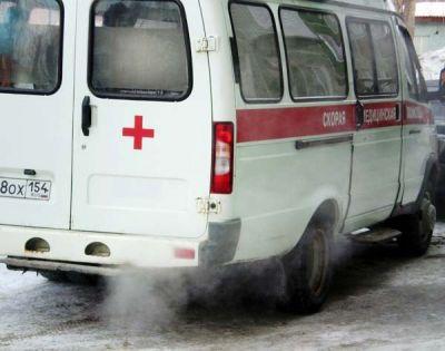 За словесным замечанием последовало физическое: новосибирец попал в больницу с проломленной головой