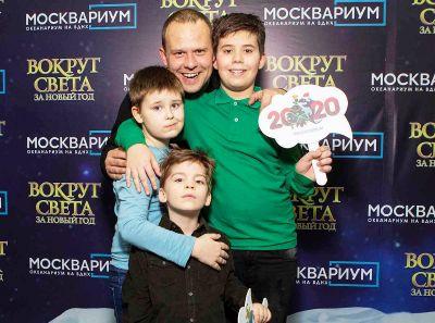 Плетнев выгулял «сборную» своих детей