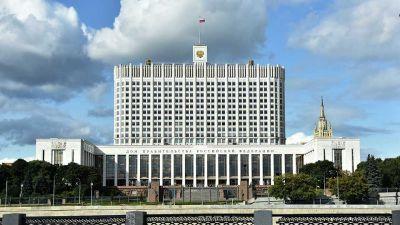 Путин уволил пятерых министров