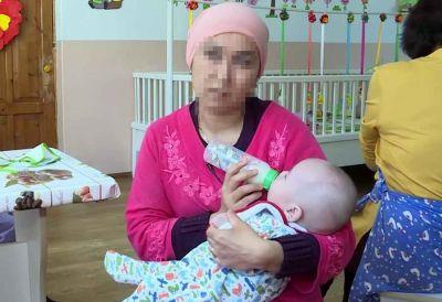 В Новосибирске мигранты назвали сына Путин