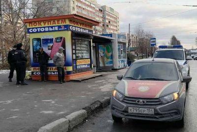 Охранники скрутили вооруженных «ТТ» грабителей на Затулинке