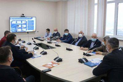 В АО «РЭС» подвели промежуточные итоги работы в рамках соглашения по цифровизации электросетей Новосибирской области