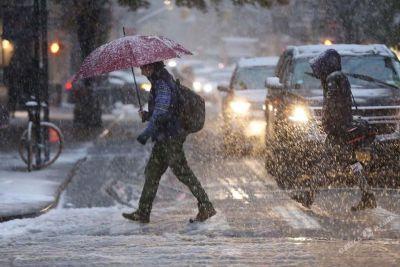 Новосибирцев ожидает неделя дождей и мокрого снега