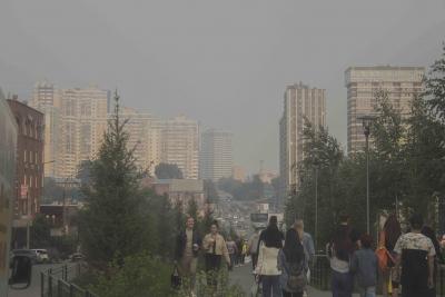 Смертность после смога в городах Сибири выросла на 20%