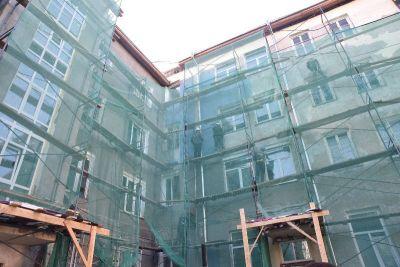В этом году в Новосибирске будут капитально отремонтированы почти 400 домов