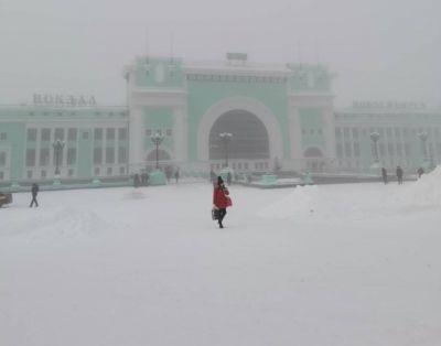 Как новосибирцы выживают в -40 градусов: лучшие моменты