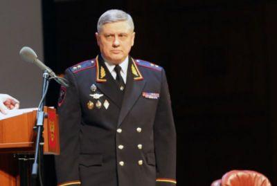 Глава регионального МВД Стерликов уходит в отставку