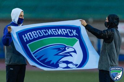 «Новосибирск» на всех парах мчится в ФНЛ