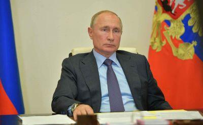 Сколько лет исполнилось Путину в октябре 2020 года