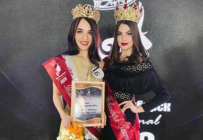 Жгучая грузинка стала «Мисс Новосибирск International — 2020»