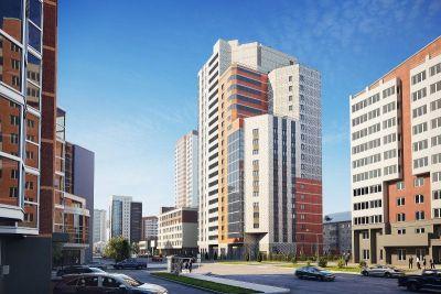 В центре Новосибирска расцветет новый объект