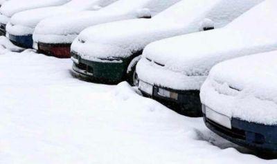 Как отогреть автомобиль во время аномальных морозов
