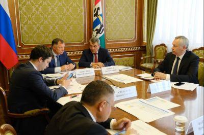 Новосибирская область получит дополнительные средства на достройку домов долевого строительства