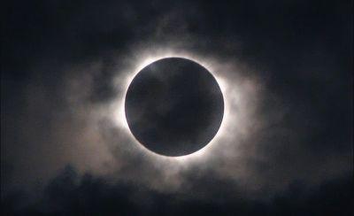Вечером 4 апреля новосибирцы смогут наблюдать лунное затмение