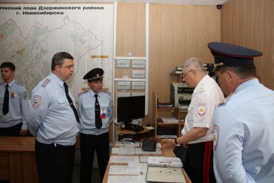 Полицейского начальника судят в Новосибирске за обеды в кафе «Березка»