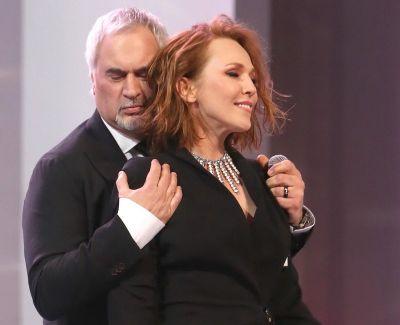 Меладзе с женой искали песню 10 лет