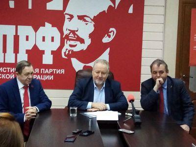 О переходе мэра Новосибирска Локтя в Госдуму высказался секретарь ЦК КПРФ
