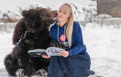 Жители Новосибирска перестали бояться медведей