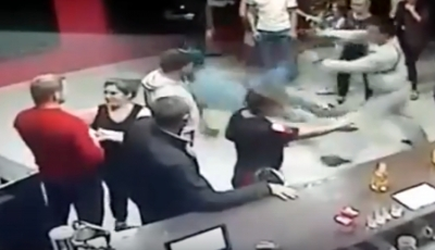 """Названа причина массовой драки в чулымском баре """"Атмосфера"""""""