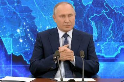 Кабмин разрешил Путину вновь баллотироваться на пост президента