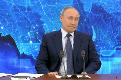 Путин объяснил, почему не привился от коронавируса